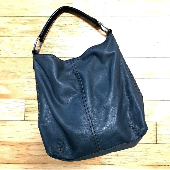 Lucky Brand Handbags - Lucky Brand Whipstitch Slouchy Hobo Bag 6aafce06f4